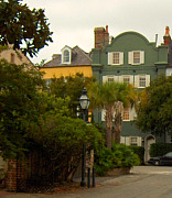 Charleston House on Street