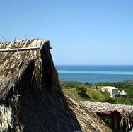 Roatan View off Cliff