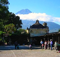 Antigua Guatemala Mountains
