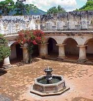 Antigua Guatemala Parque