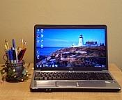 Writing on a Lapto