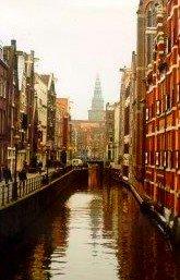 Amsterdam Bridg