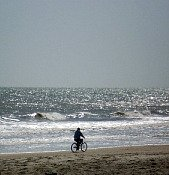 Biking in Wilmington Beach