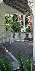 Cedar Key Porch