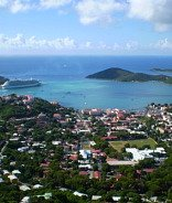 Caribbean Island Aerial