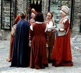 Italian Festivals Calendimaggio Costumes