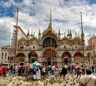 Italian Festivals St. Mark's Basilica