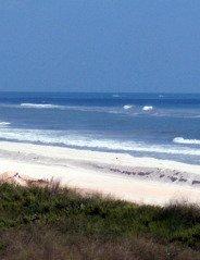 Crescent Beach Waves