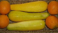 Yellow Fruits and Vegetables