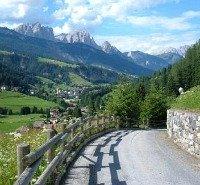 Moena Village, Italy